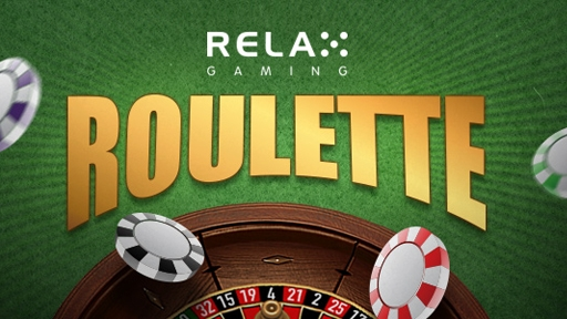 Casino Table Games Relax Roulette