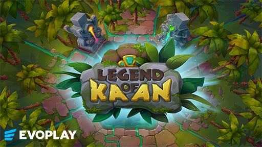 Legend of Kaan from Evoplay Entertainment