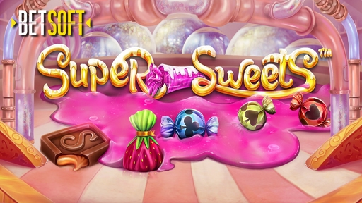 Casino 3D Slots Super Sweets