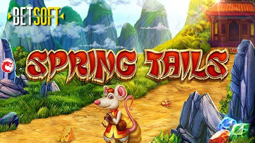 Casino 3D Slots Spring Tails