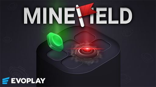 Play online Casino Mine Field