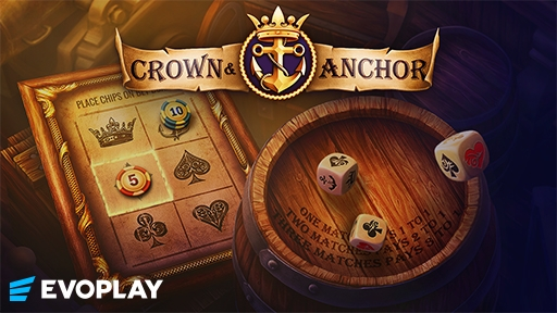 Play online Casino Crown & Anchor