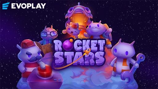 Rocket Stars from Evoplay Entertainment