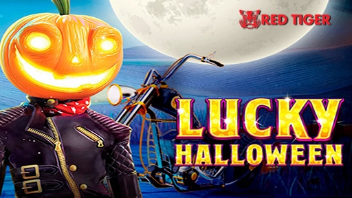 Lucky Halloween from Red Tiger