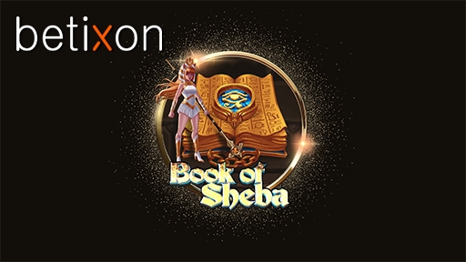 Casino 3D Slots Book of Sheba