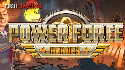 Play online Casino Power Force Heroes