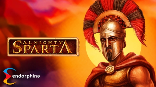 Play online Casino Almighty Sparta