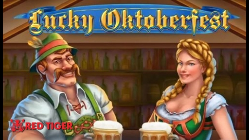 Lucky Oktoberfest from Red Tiger