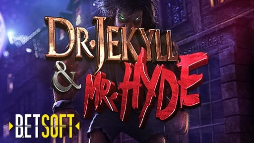 Dr. Jekyll & Mr. Hyde from Betsoft