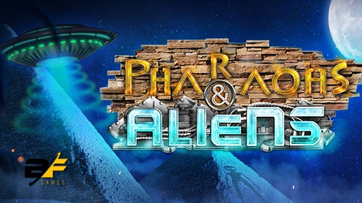Play online Casino Pharaohs and Aliens