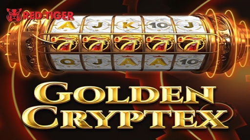 Golden Cryptex from Red Tiger