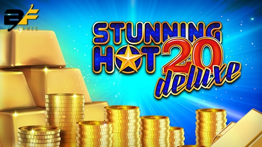 Play online Casino Stunning Hot 20 Deluxe