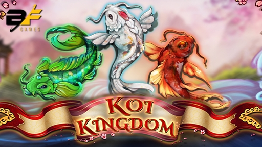 Play online Casino Koi Kingdom