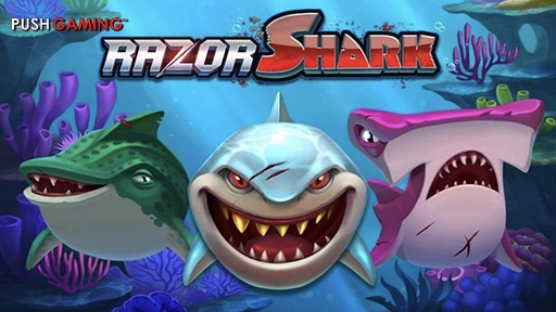 Play online Casino Razor Shark