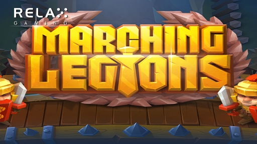 Marching Legions from Relax Gaming