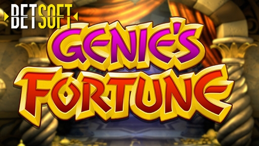 Casino 3D Slots Genie's Fortune