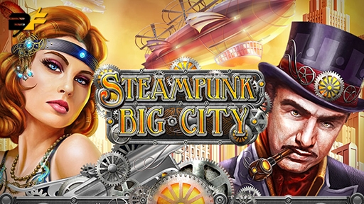 Play online Casino Steampunk Big City