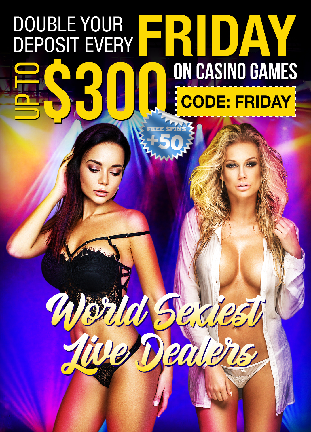 free-slots-and-live-casino-blackjack-bonus-300-every-friday-50-free-spins