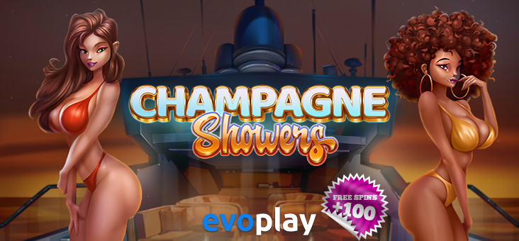 Champagne Showers free spins