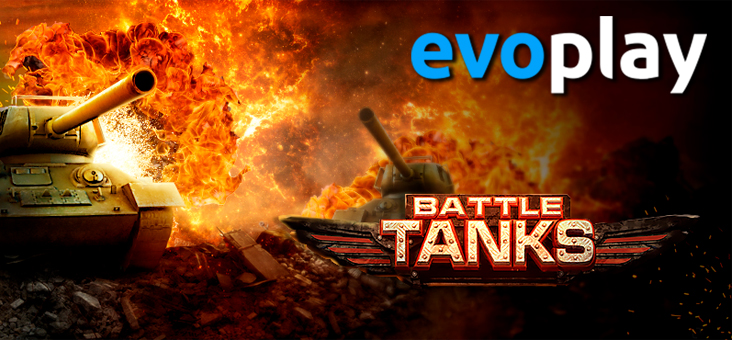 Battle tanks by Evoplay Entertainment