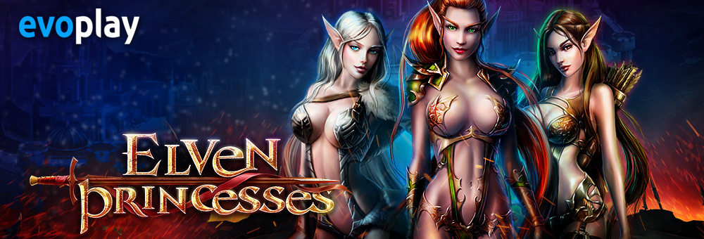 Elven Princesses 3D slots casino games