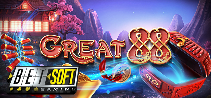 Great88 Slot game betsoft