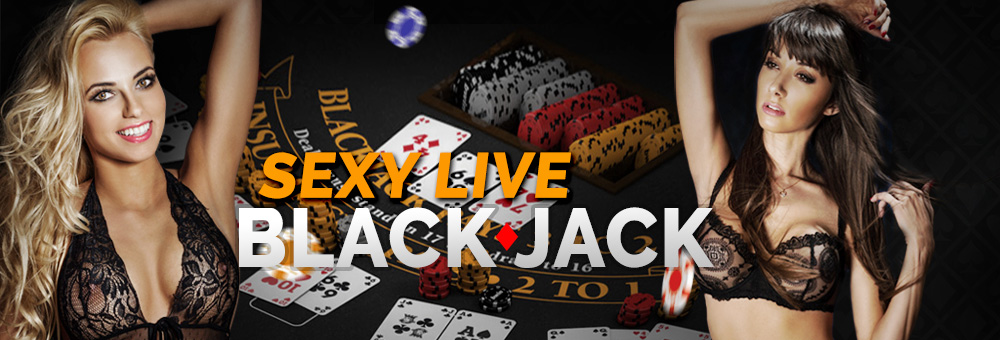 Sexy live casino Blackjack