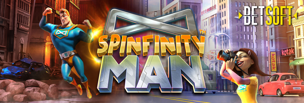 Spinfinity man Betsoft games